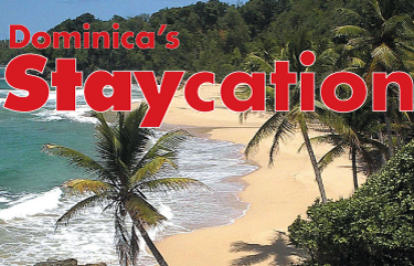Staycationing in Dominica